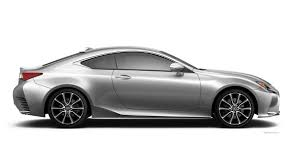 lexus rc sedan view the lexus rc null from all angles when you are ready to test