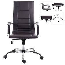 Big Joe Lumin Chair Zebra Chair Pu Leather Mesh Executive Office Chair Tilt Swivel