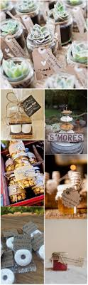 rustic wedding favor ideas 30 rustic wedding theme ideas