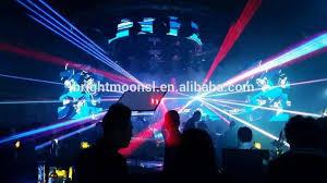 Christmas Laser Light Show 6w Full Color Animation Laser Garden Light Mini Star Laser Light