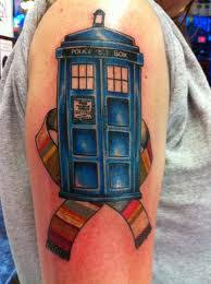 doctor who tattoos u2014 the world of kitsch
