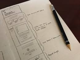 10 fascinating examples of wireframes in web design u2014 design today