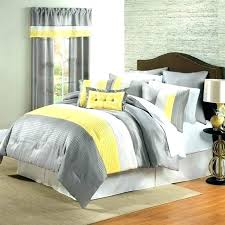 Yellow And Grey Bed Set Yellow Grey White Bedroom Medium Size Of Coms Yellow Sets