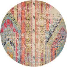round rugs you u0027ll love wayfair ca