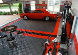 black white and street stripes classic car collector garage black white and street stripes classic car collector garage floor garage pinterest garage ideas cars and luxury