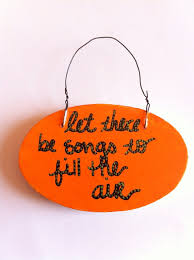 grateful dead christmas ornament ripple lyrics by chellybeanies