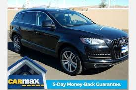 audi q7 dimensions 2008 used 2013 audi q7 for sale pricing features edmunds