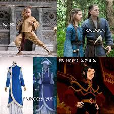 Halloween Avatar Costume Airbender Costume Saga Aka Kids Wanted