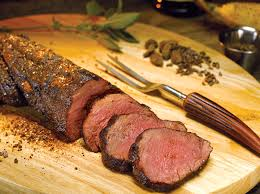 chateaubriand cuisine j signature cuts smoked cocoa coffee beef chateaubriand