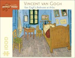 vincent van gogh bedroom vincent van gogh van gogh s bedroom at arles puzzle wadsworth