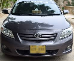 toyota corolla gli 1 3 vvti 2010 for sale in karachi pakwheels