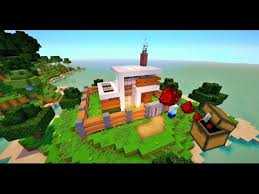 house animated animated self building redstone house w 2500 command blocks