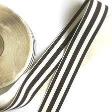 striped grosgrain ribbon vintage striped grosgrain ribbon mille