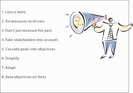 objectives of cash flow statement goals and objectives eight characteristics of appropriate goals and objectives