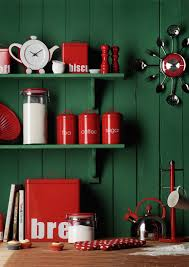 Green And Red Kitchen Ideas In My Imaginary House The Kitchen Is Most Definitely Green And