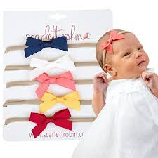 baby girl hair bows 5 baby girl hair bows on headbands 2 ribbon