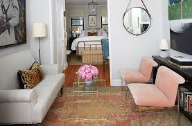 a 500 square foot apartment makeover