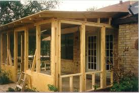 ranch home covered deck addition patio covers remodeling