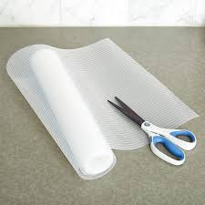 what is the best liner for kitchen cabinets clear plast o mat ribbed shelf liner
