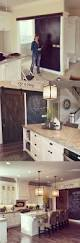 Sliding Door Kitchen Cabinets by Best 25 Rustic Kitchen Cabinets Ideas Only On Pinterest Rustic