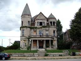 Wyndclyffe Mansion Scary Looking Houses But Beautiful Ooo Scary Houses