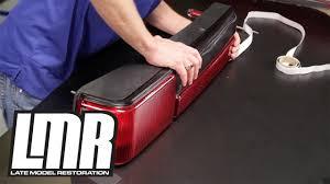 Cheap Tail Light Assembly Fox Body Mustang Tail Light Lens Install 5 0resto 79 93 Youtube