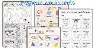 english teaching worksheets hygiene