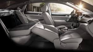 nissan rogue back seat 2017 nissan sentra key features nissan usa