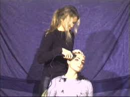 women haircutting in prison haircut net