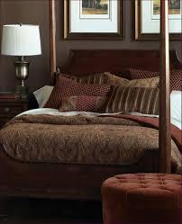 bedroom home goods bed sheets nicole miller paisley bedding
