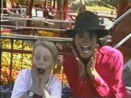 image michael jackson and macaulay culkin png the amazing