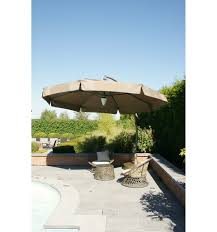 Sun Garden Easy Sun Parasol Replacement Canopy by
