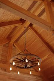 timber frame great room lighting great lake homestead timber frame case study