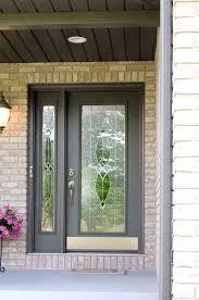Patio Doors With Side Windows by Beautiful Full View Storm Door With Sidelite Windows U0026 Doors
