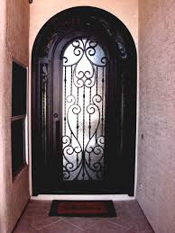 iron front doors metal safety door designs for flats simple more