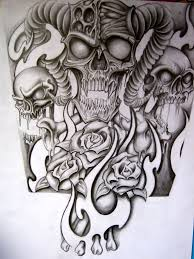skull half sleeve designs half sleeve for a by