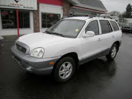 2004 hyundai santa fe price sale cars providence motors llc