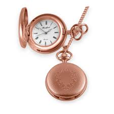 quartz necklace watch images Rose gold plated quartz pendant necklace watch jpg