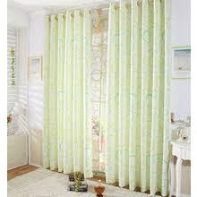Buy Discount Curtains White Patterned Floral Cheap Discount Contemporary Funky Simple