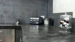 plan de travail cuisine beton beton pour plan de travail cuisine plans de travail sur mesure en