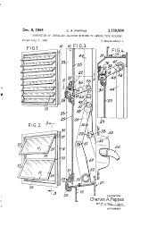 Awning Sizes Patent Us3159909 Conversion Of Installed Jalousie Windows To