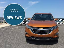 chevy equinox 2018 review photos features business insider