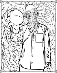 doctor wibbly wobbly timey wimey coloring pages printables