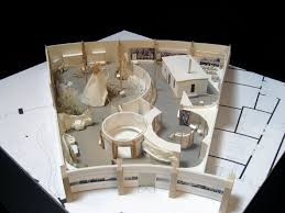 west office exhibition design by renata martin at coroflot com