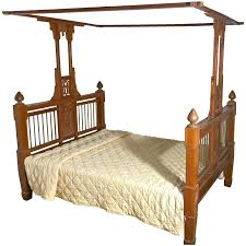 17th century style four poster bed for sale at 1stdibs