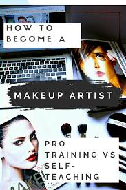 Become A Professional Makeup Artist How To Become A Makeup Artist Professional Training Vs Self