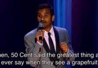 50 Cent Birthday Meme - coolest 50 cent birthday meme aziz ansari on 50 cent the wow report