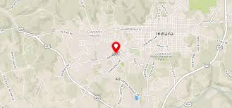 Iup Map Westgate Apartments Indiana Pa 15701