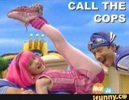 Lazy Town Memes - i am stefan karl robbie rotten from lazytown and i am in the fight