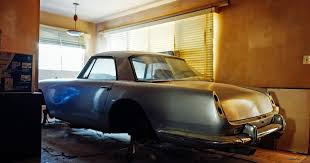 Vintage Cars Found In Barn In Portugal Vintage Ferrari Found Hidden Inside Dingy Hollywood Flat Sells For